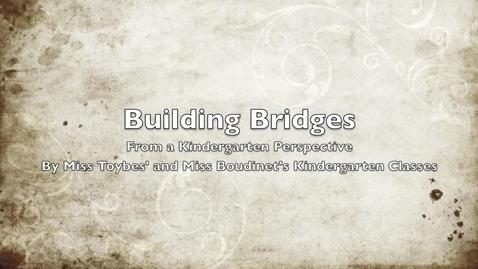 Thumbnail for entry MLK - Building Bridges