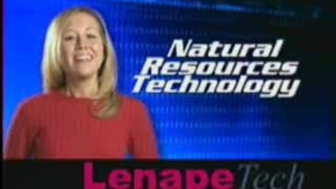 Thumbnail for entry Natural Resources Technology