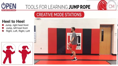 Thumbnail for entry OPEN Jump Rope