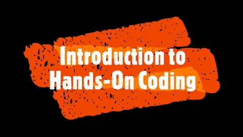 Thumbnail for entry Coding Lesson Votaw
