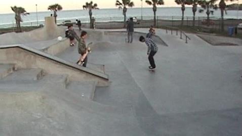 Thumbnail for entry Skateboarding in Corpus Christie