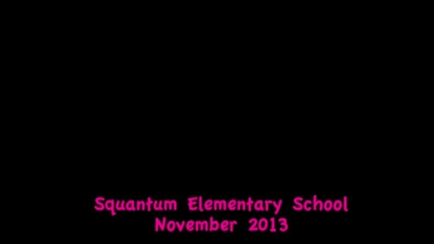 Thumbnail for entry QPS's Squantum Elementary School Receives Arts Award
