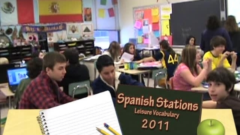 Thumbnail for entry Stations in Spanish