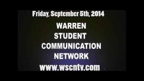 Thumbnail for entry WSCN 09.05.14