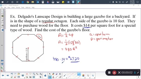 Thumbnail for entry Adv Alg Sect. 8.2 (part 2)