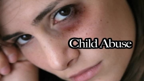 Thumbnail for entry Child abuse