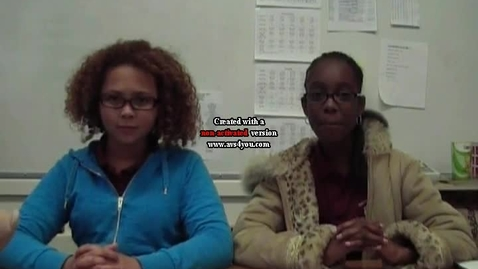 Thumbnail for entry Tubman News 3/11