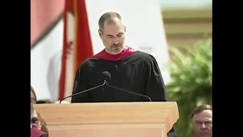 Thumbnail for entry Steve Jobs Love  What You Do