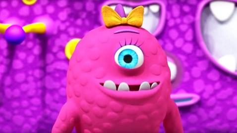 Thumbnail for entry Monster Math Squad | FULL EPISODE | Missing Monster House | Learning Number Series