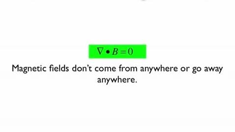 Thumbnail for entry Maxwell Equations Keynote movies