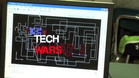 Thumbnail for entry AUTO CAD ECC TECH WARS 2013