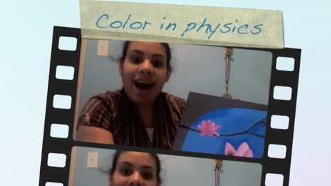 Thumbnail for entry Color in physics
