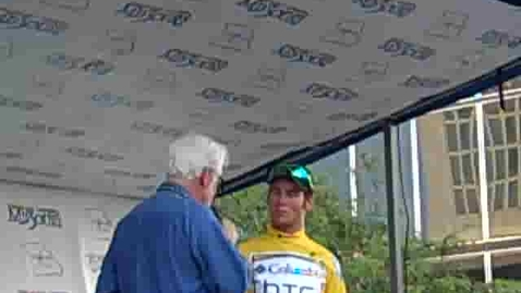 Thumbnail for entry Stage 1 Winner Mark Cavendish, Tour of MO