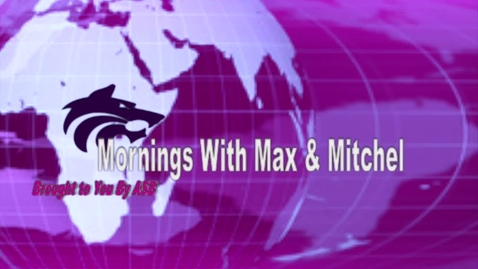 Thumbnail for entry Mornings with Max & Mitchel