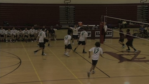 Thumbnail for entry GHCHS Boys Volleyball vs Alemany HS 3-13-12