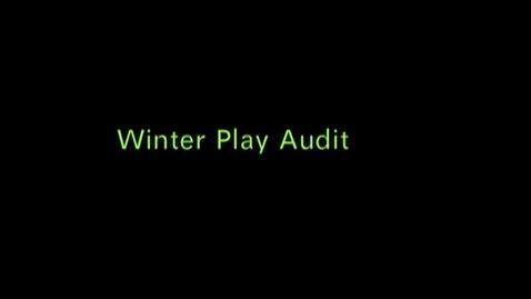 Thumbnail for entry Gunston Winter Play 2014