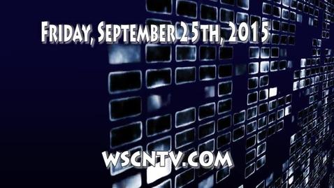 Thumbnail for entry WSCN 09.25.15