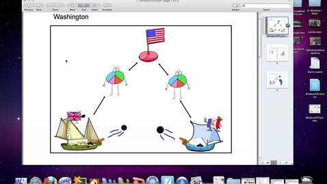 Thumbnail for entry Foreign policy cartoon project44