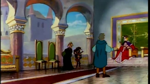 Thumbnail for entry Animated Hero Classics -  Christopher Columbus