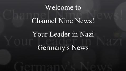 Thumbnail for entry Nazi Germany 1939: Simon, Carlo, Sebastian
