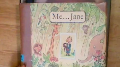 Thumbnail for entry Me...Jane Photo Story