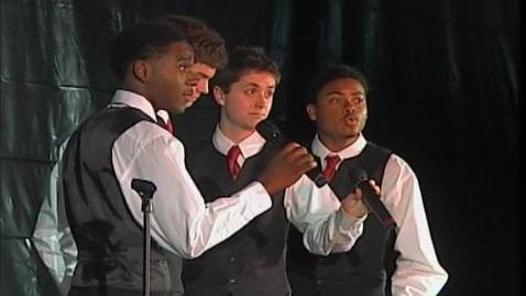 Thumbnail for entry Boys Quartet