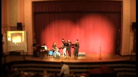 Thumbnail for entry Pre-Concert Jam