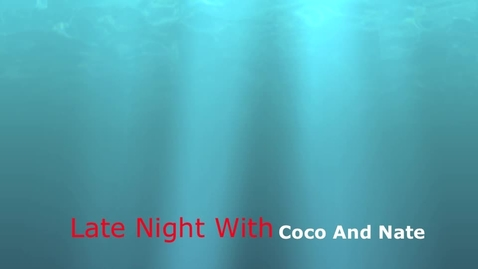 Thumbnail for entry Late Night With Coco and Nate