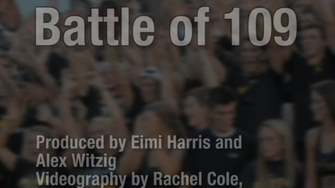 Thumbnail for entry Battle of 109