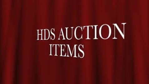 Thumbnail for entry HDS Auction Movies and Dune Buggies