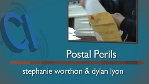 Thumbnail for entry Postal Perils