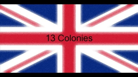 Thumbnail for entry 13 Colonies