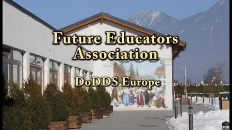 Thumbnail for entry FEA DoDDS Europe 2011