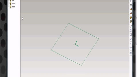 Thumbnail for entry How to revolve a part using Prodesktop 3D V8