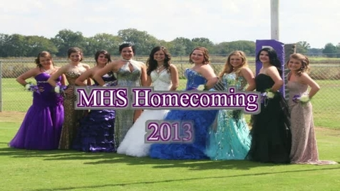 Thumbnail for entry MHS Homecoming 2013