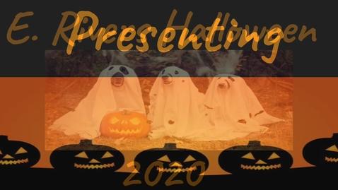 Thumbnail for entry E Rivers Halloween 2020