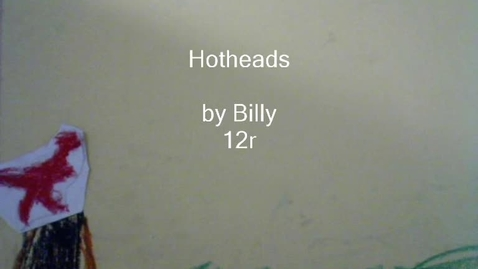 Thumbnail for entry The Hot Heads