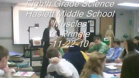 Thumbnail for entry HMS Science 8