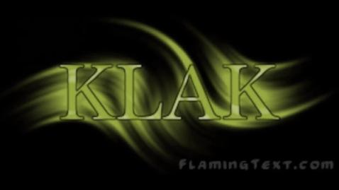 Thumbnail for entry KLAK-5th hour 2nd semester- 1-29-15