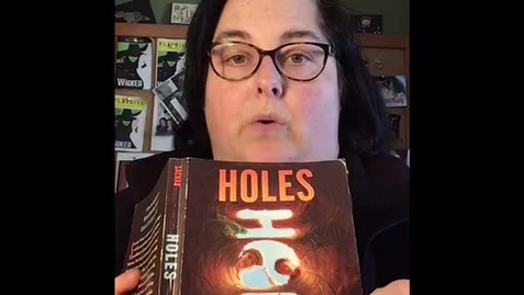 Thumbnail for entry Read Aloud Holes Chapter 11