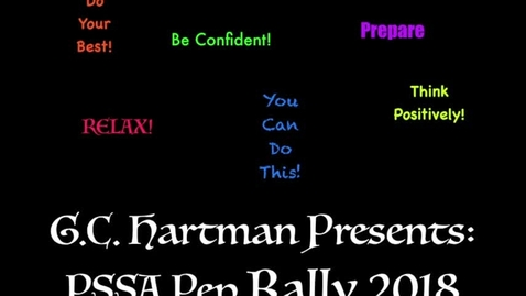 Thumbnail for entry PSSA Idol LIve 2018