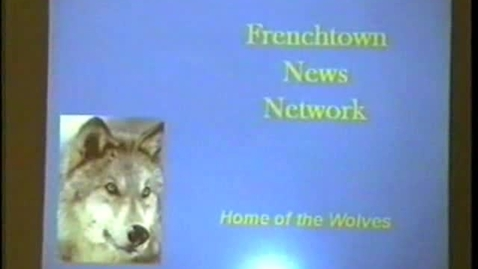 Thumbnail for entry Frenchtown Elementary October 17 Morning announcements
