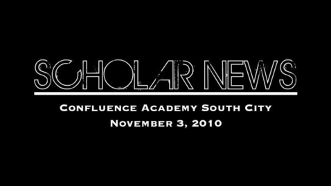 Thumbnail for entry Scholar News S.2 Episode 2