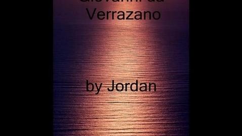 Thumbnail for entry Verranzano by Jordan