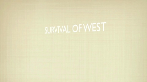 Thumbnail for entry Hunt per.6 survival of west