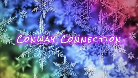 Thumbnail for entry Conway Connection, Episode 16, 11/28/16