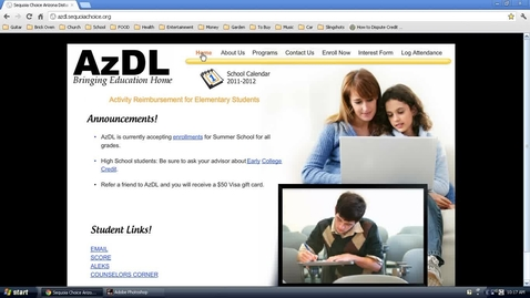 Thumbnail for entry AZDL Curriculum Maps Tutorial