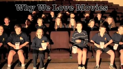 Thumbnail for entry Why We Love Movies