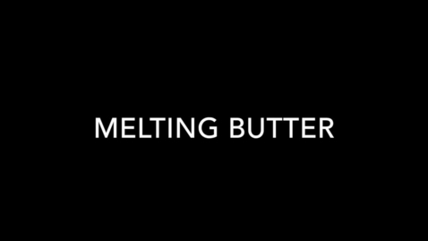 Thumbnail for entry Melting Butter Mindful Mondays 2-3-2-20