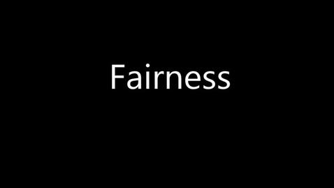 Thumbnail for entry Joel E Barber October Fairness